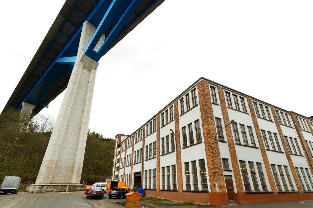Fábrica do Vivenso na Alemanha.
