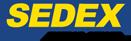 Logo SEDEX - Entrega para todos o sudeste via sedex