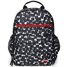 Bolsa Maternidade Skip Hop - Coleção Duo Signature - Backpack (Mochila) Cor Cubes