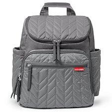 Bolsa Maternidade Skip Hop - Coleção Forma Backpack (mochila) - Grey