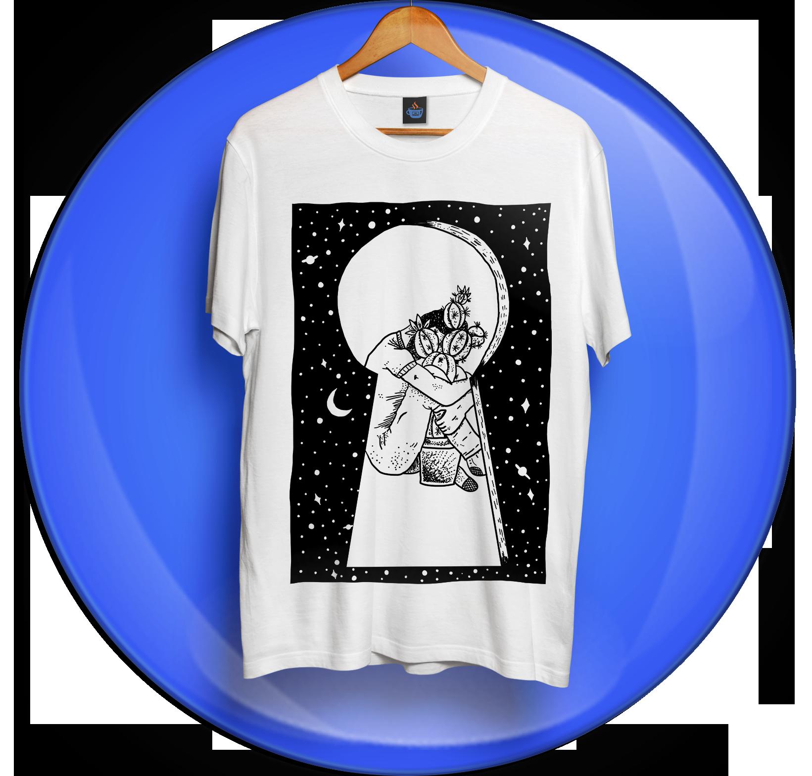 Camiseta Sozinho - Chá de Fita
