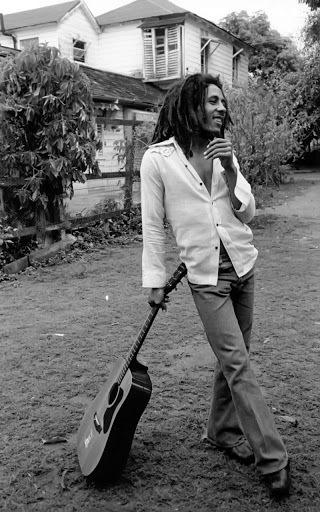 História do Reggae - Bob mARLEY