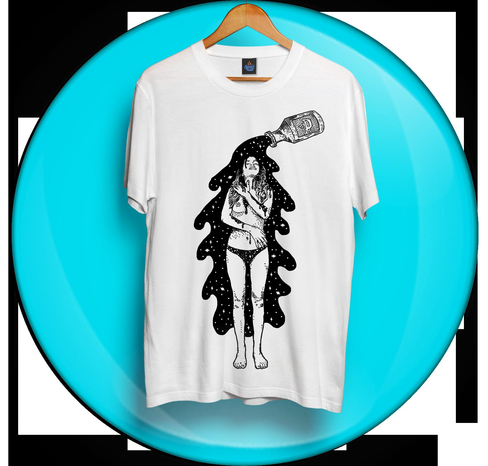 Camisetas Alternativas - Camiseta Doce Veneno