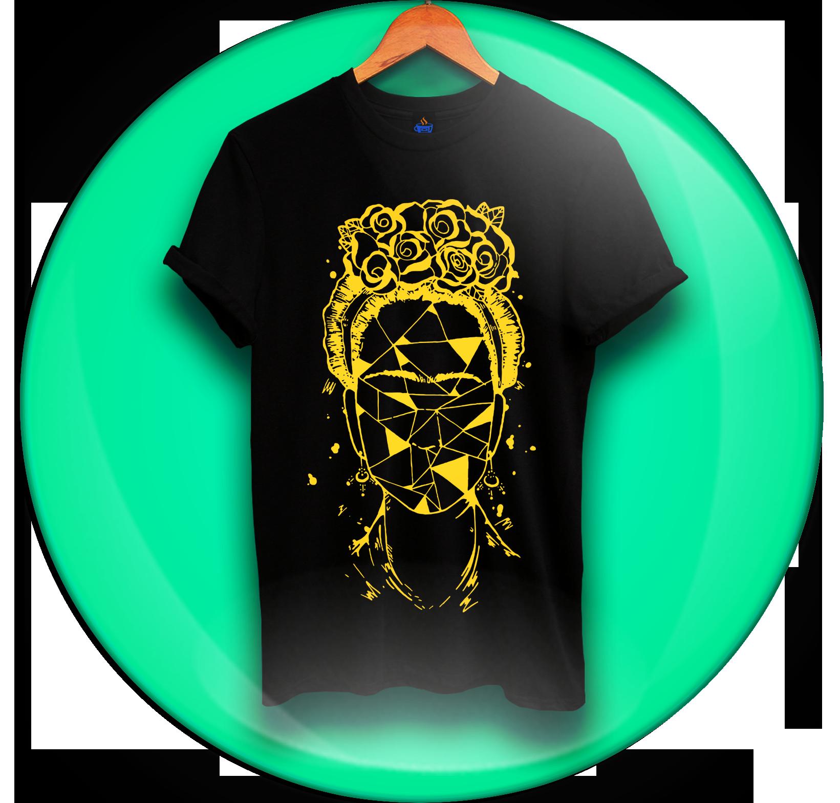 Camisetas Alternativas - Frida Kahlo