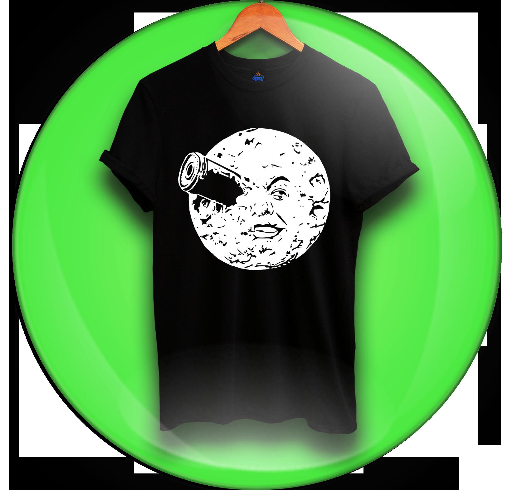 Camiseta Viagem a Lua