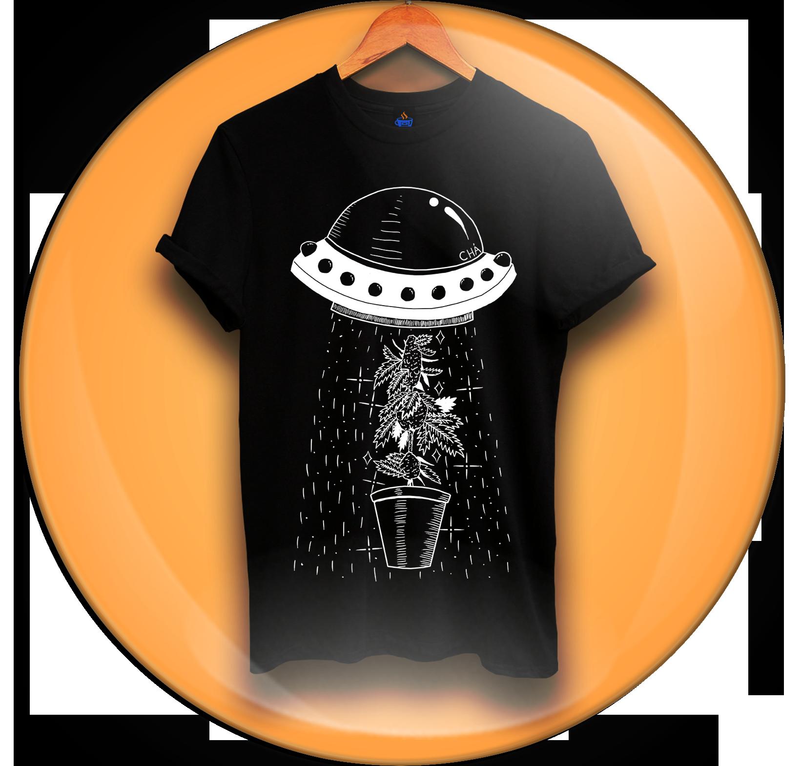 Camiseta Chá de Fita Cannabis