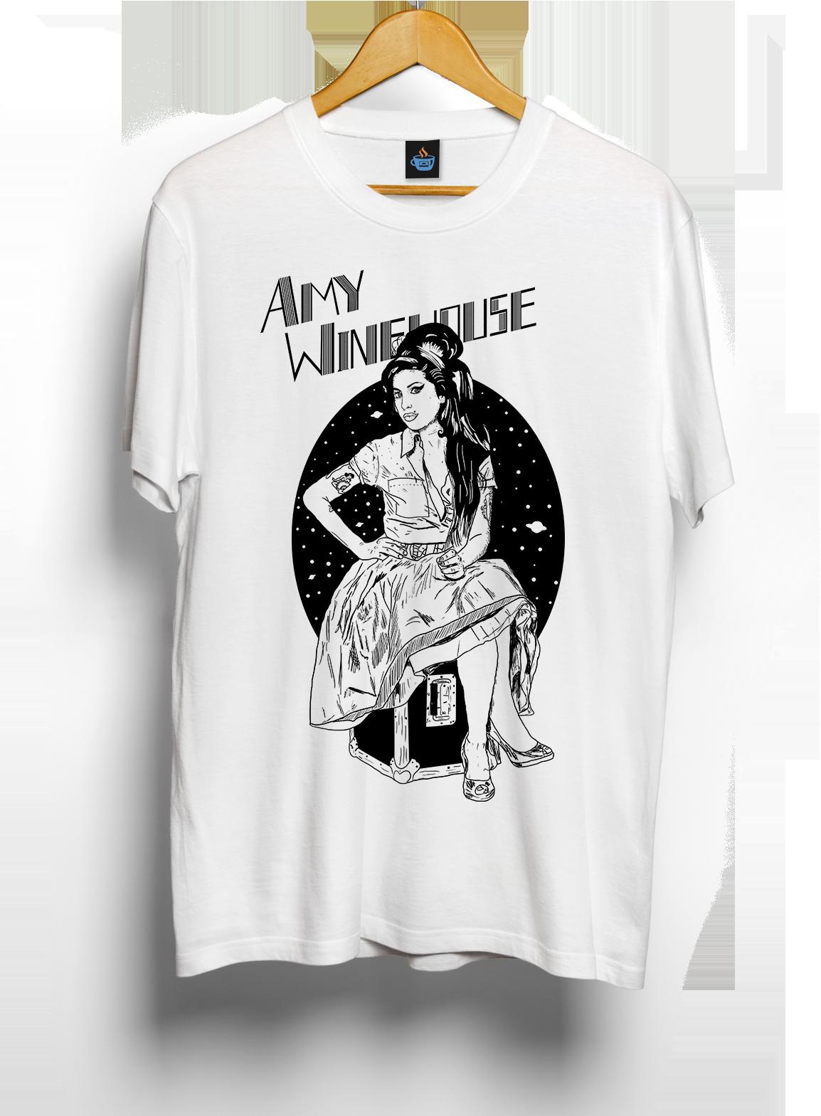 Camiseta Amywinehouse