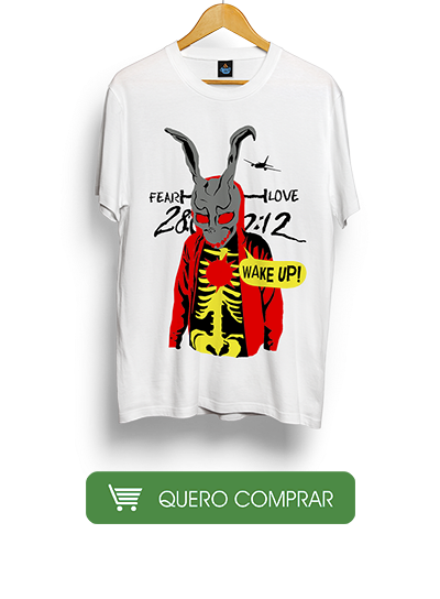 Camiseta Donnie Darko - COMPRE AGORA!