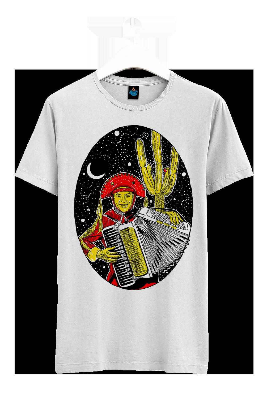 Camiseta Luiz Gonzaga