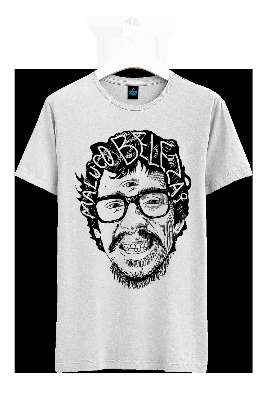 Camiseta Raul Sexias Estampa