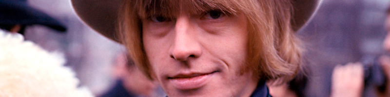 Famosos mortos aos 27 - Brian Jones
