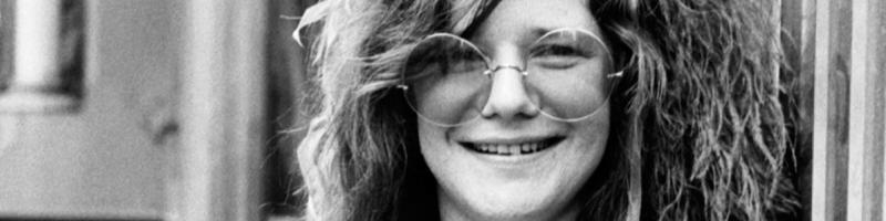 Famosos mortos aos 27 - Janis Joplin