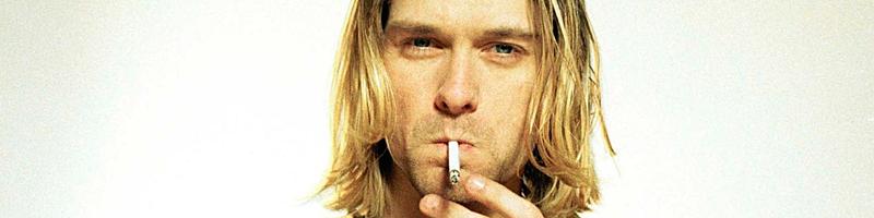 Famosos Mortos aos 27 - Kurt Cobain