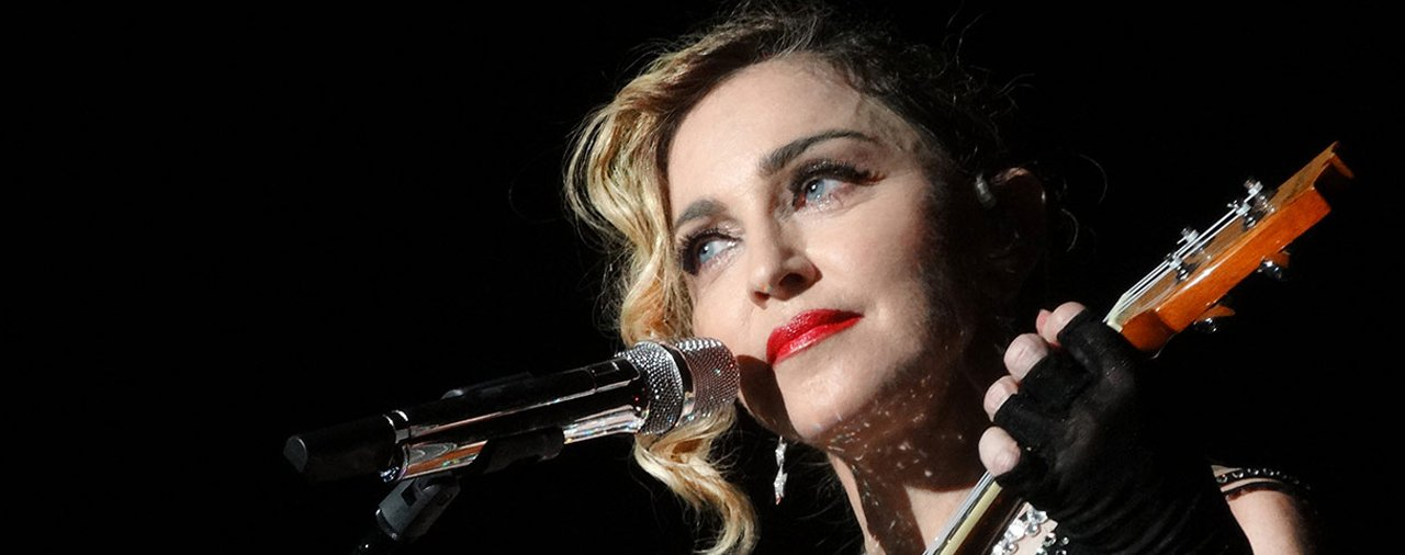Madonna - Divas do POP mundial