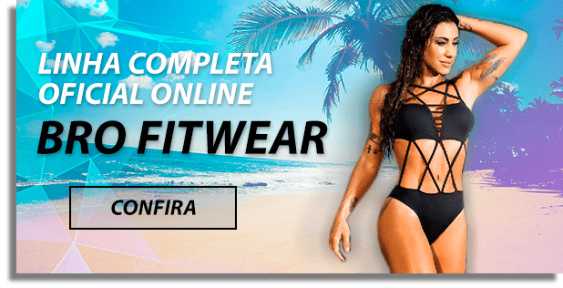 Bro Fit Wear é na Candy Shape