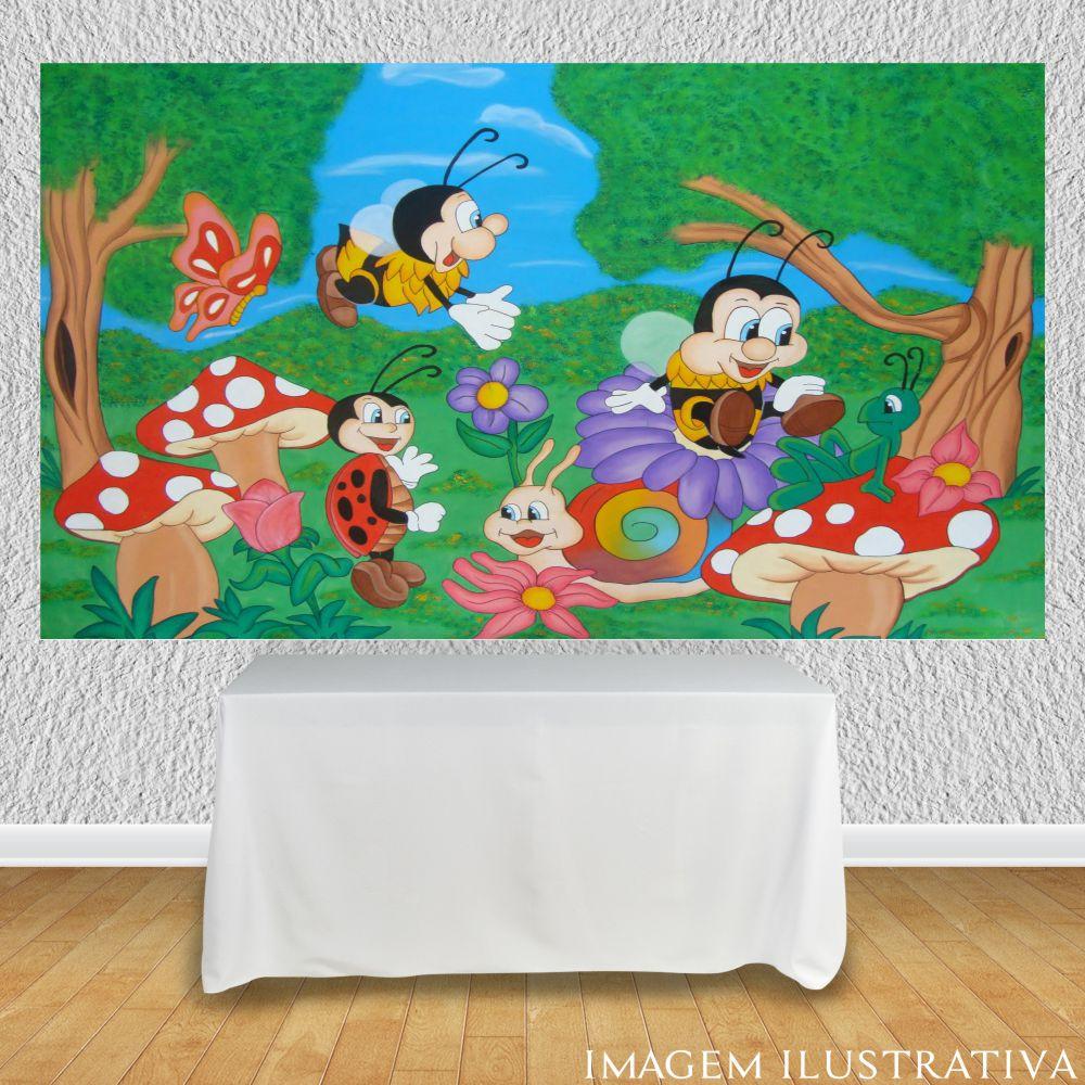 painel-para-festa-infantil-abelhinhas-e-os-insetoss
