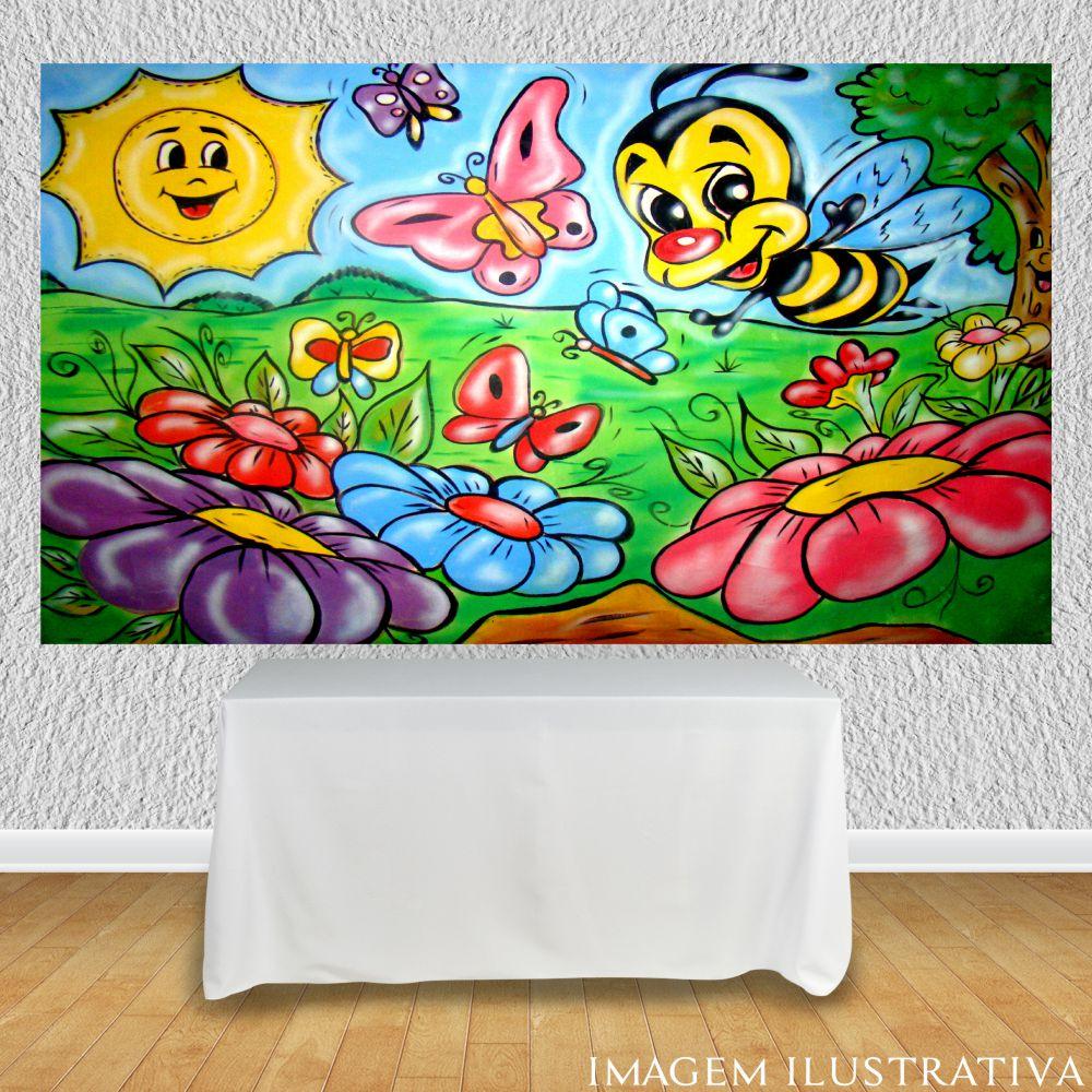 painel-para-festa-infantil-abelhinhas-desenhadass