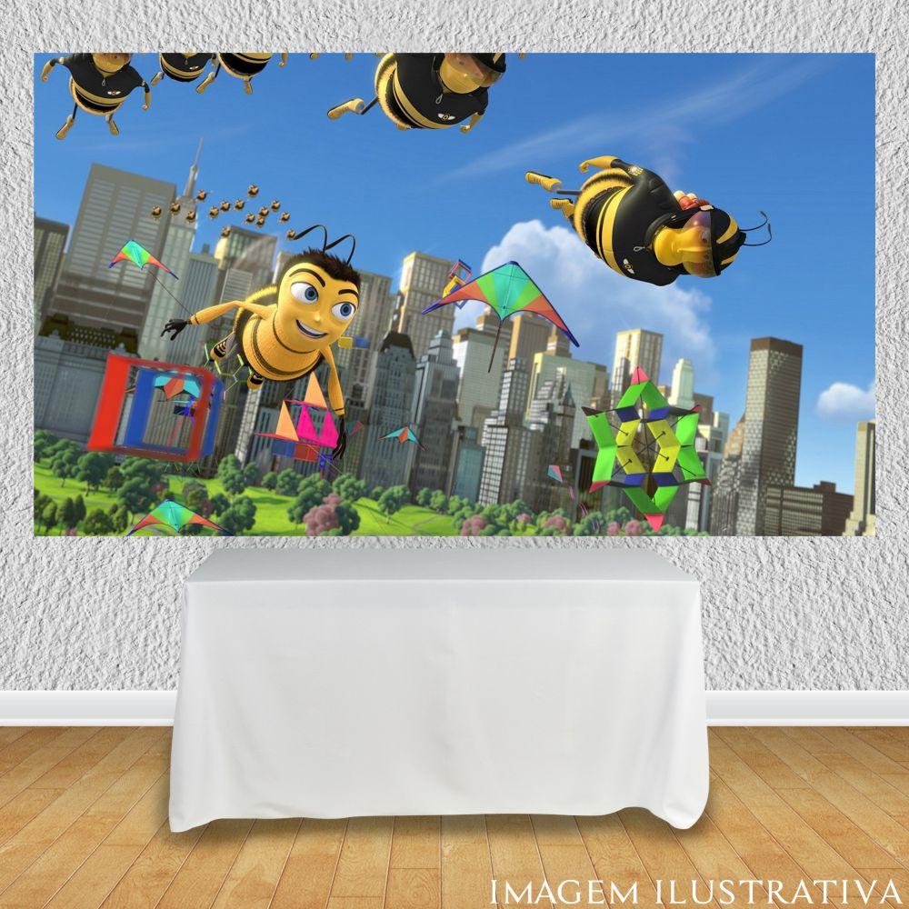painel-para-festa-infantil-bee-movie-voandoo
