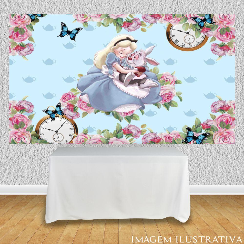 painel-de-festa-infantil-alice-no-pais-das-maravilhas-alice-e-o-coelho-brancoo