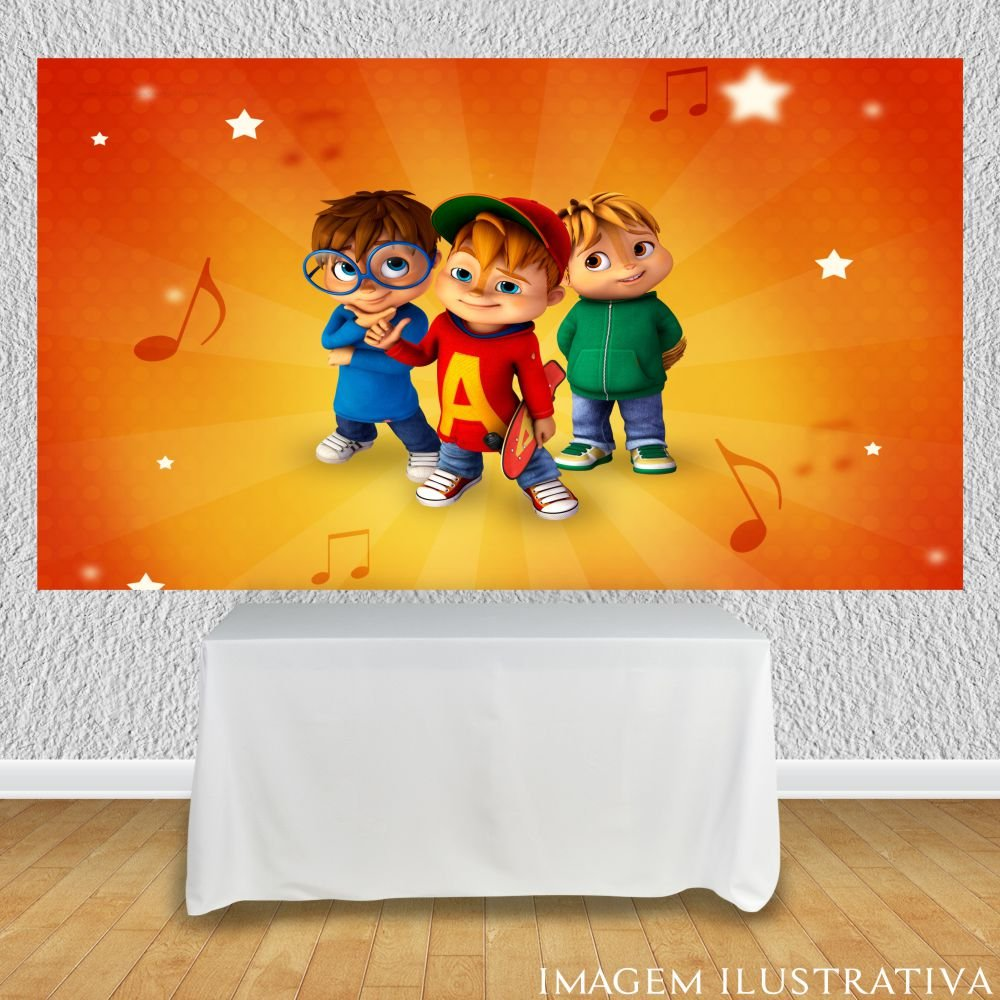 painel-de-festa-infantil-alvin-e-os-esquilos-nickelodeon-musicall