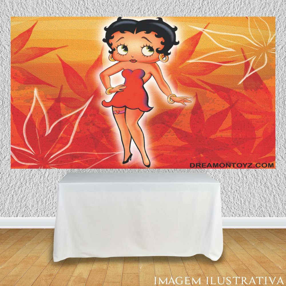 painel-de-festa-infantil-betty-boop-tropicall