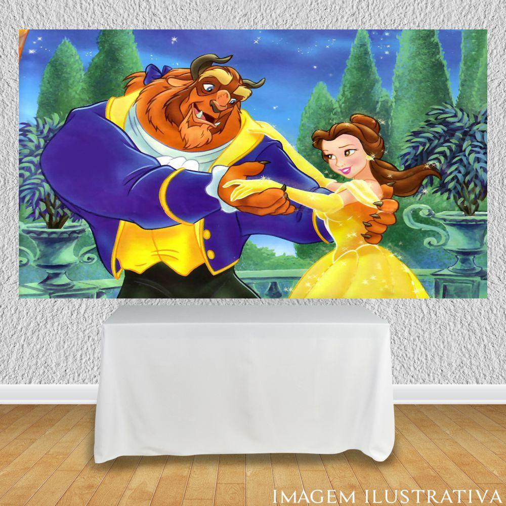 painel-de-festa-infantil-a-bela-e-a-fera-danca-romanticaa