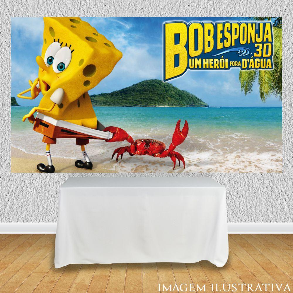 painel-de-festa-infantil-bob-esponja-3d-caranguejoo