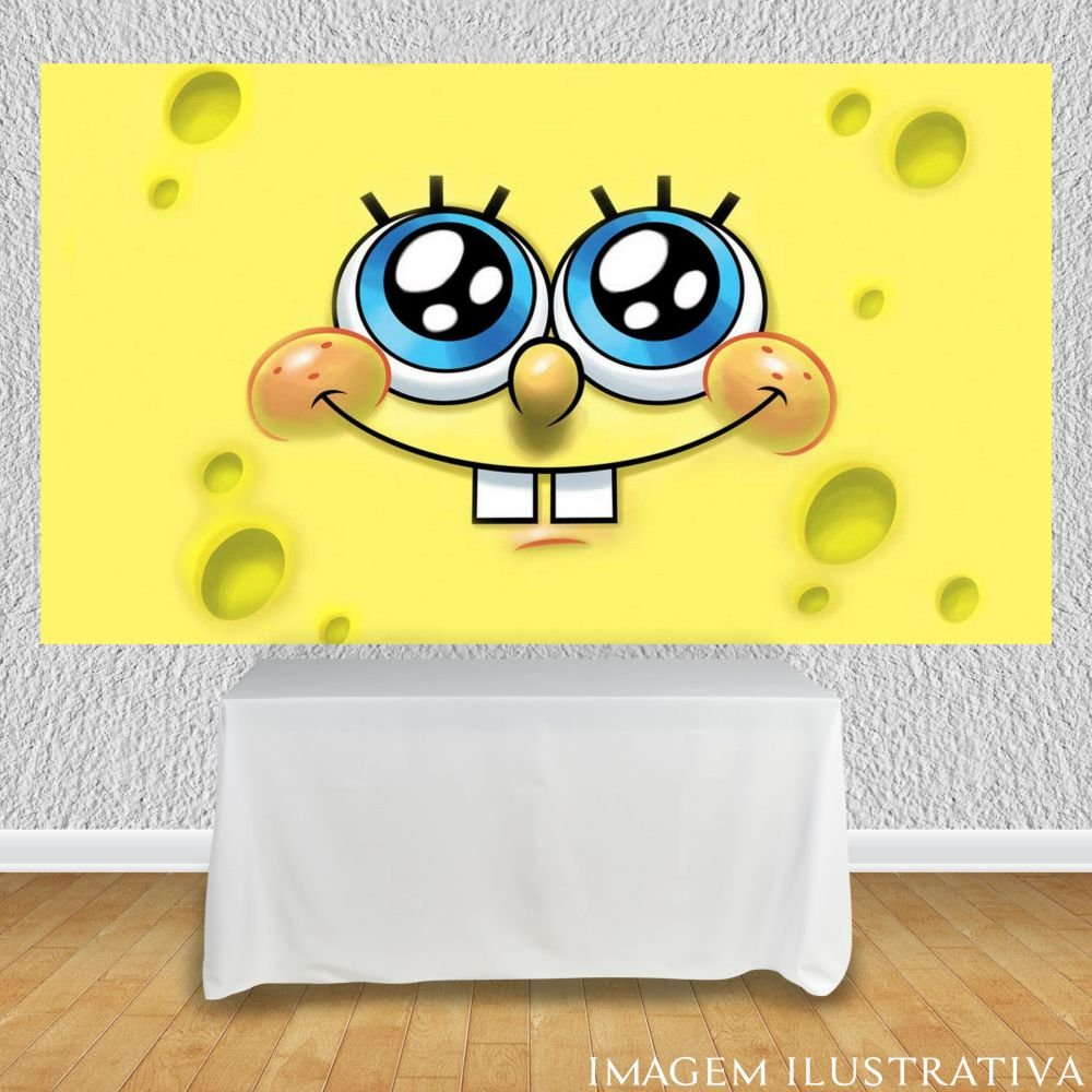 painel-de-festa-infantil-bob-esponja-cutee