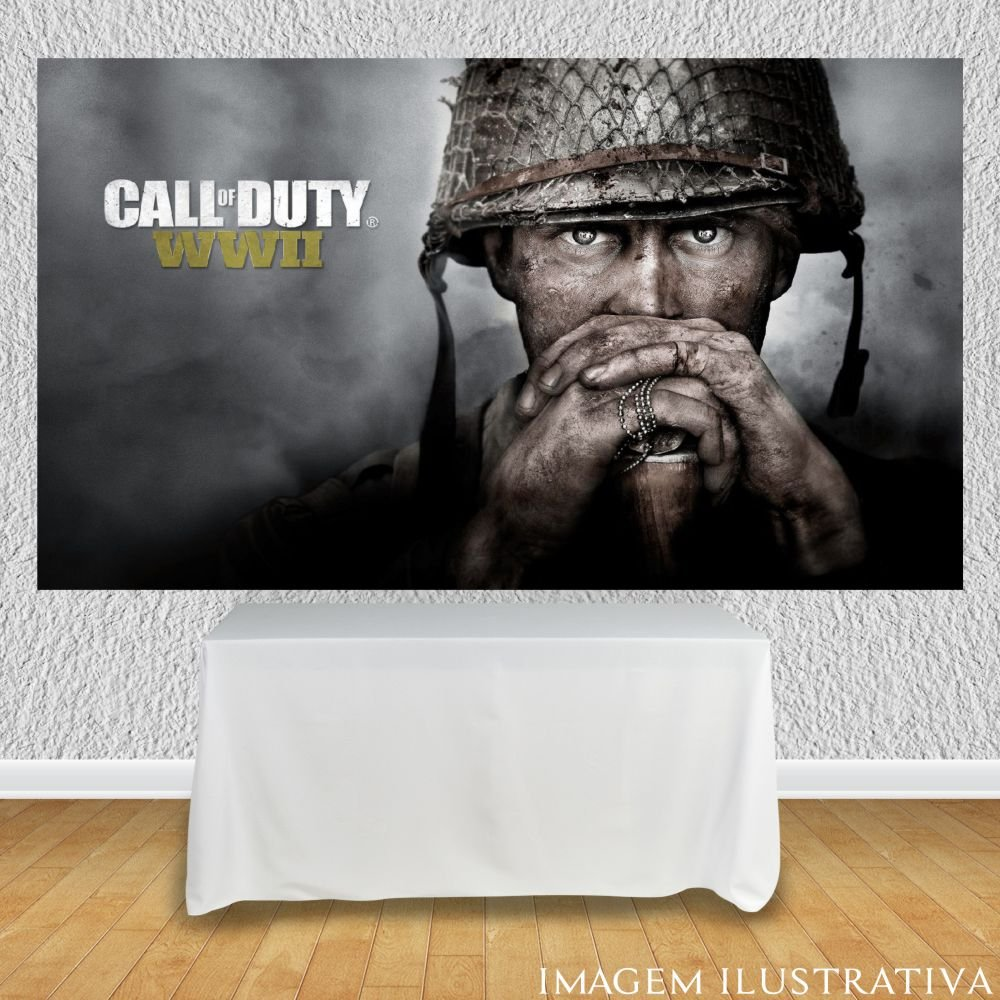 painel-de-festa-infantil-call-of-duty-world-war-ii-