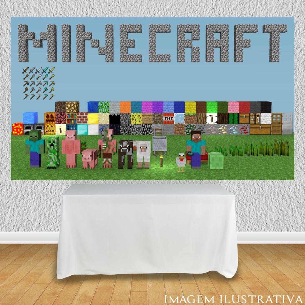 painel-de-festa-infantil-minecraft-itens-e-personagenss