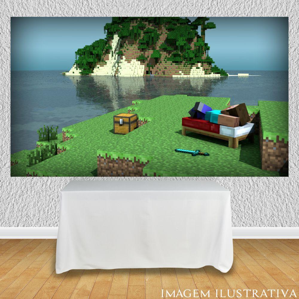 painel-de-festa-infantil-minecraft-ilhaa