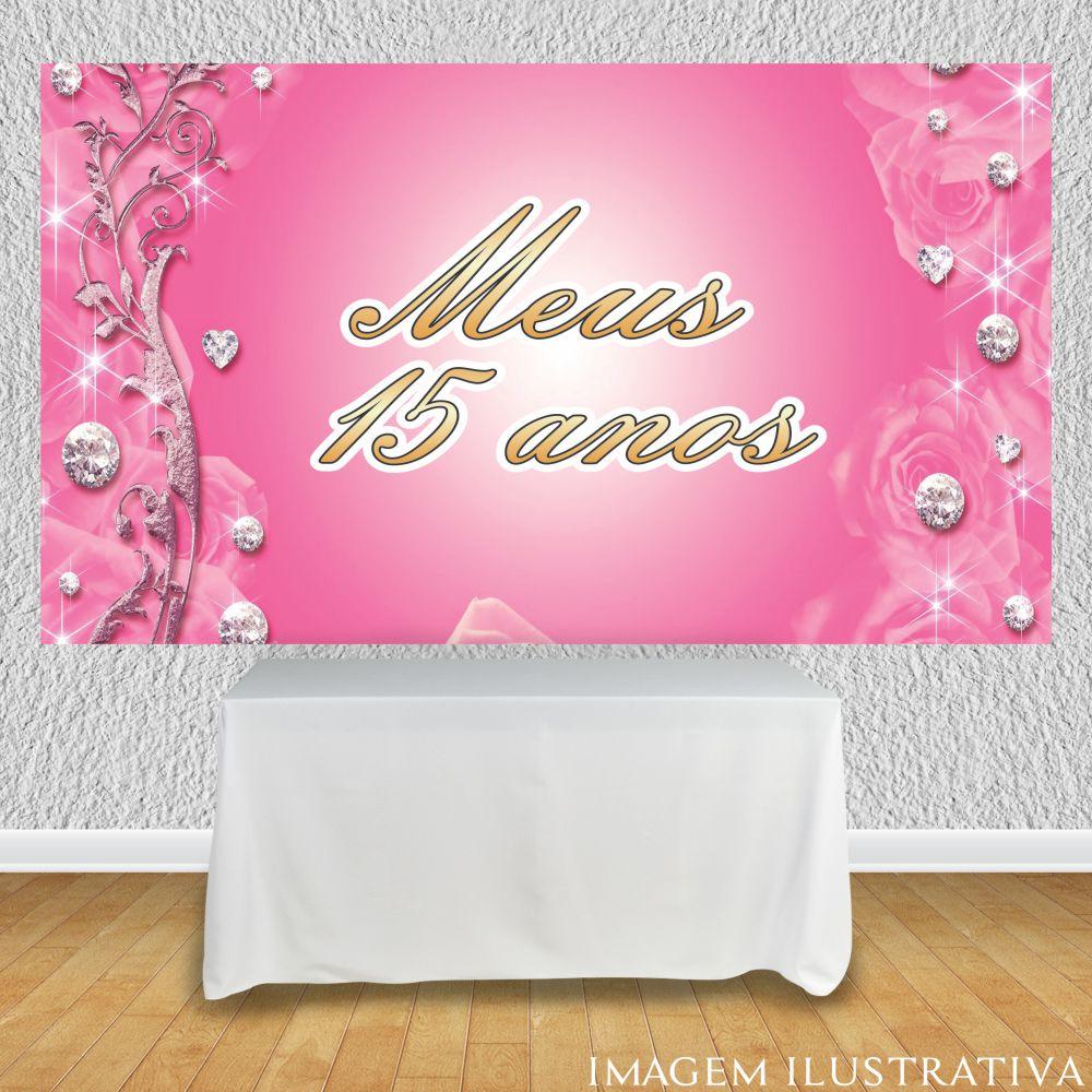 painel-meus-15-anos-com-fundo-rosa-e-letras-douradas