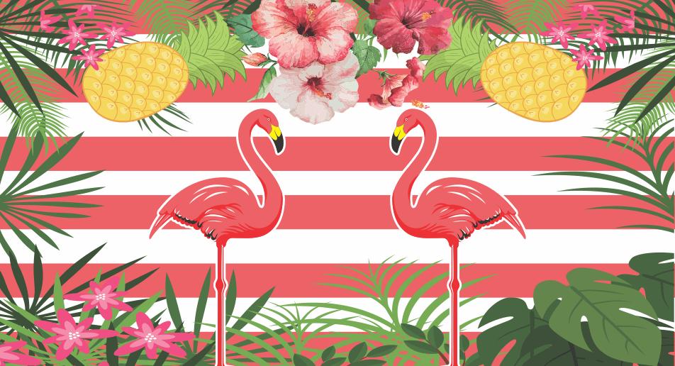 painel-para-decoracao-de-festa-tropical-flamingo