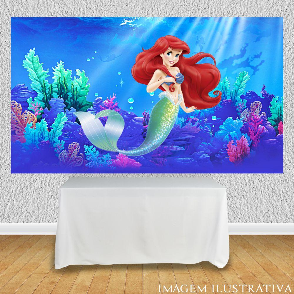 painel-para-festa-infantil-a-pequena-sereia-coraiss