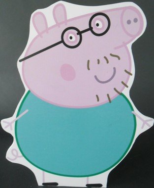 Totens - Display Peppa Pig