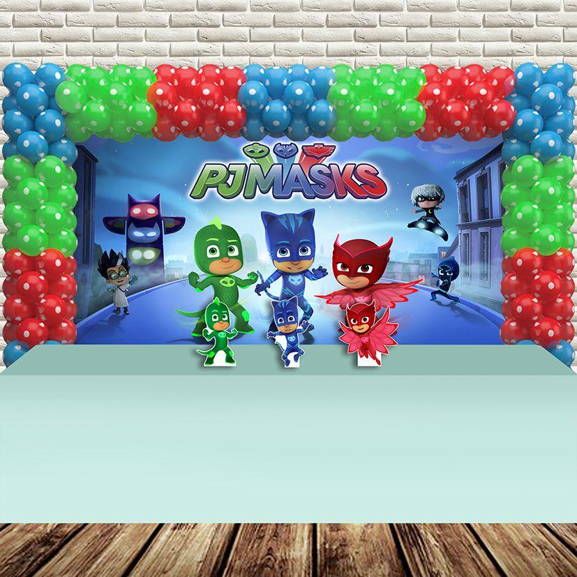 ffd91fa98 Kit Festa PJ Masks