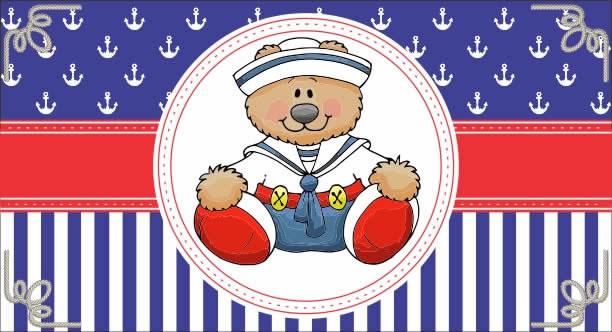 Painel para decorao de festa infantil ursinho marinheiro festa painel para decorao de festa infantil ursinho marinheiro thecheapjerseys Gallery