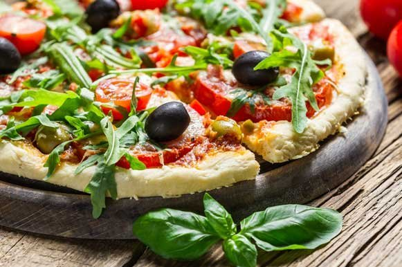Image result for pizza key ingredients