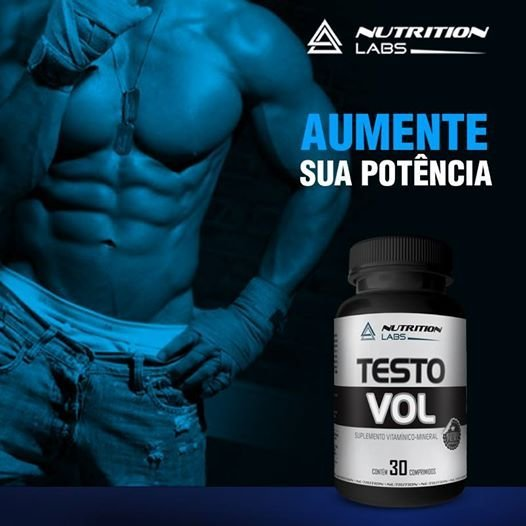 Testo Vol Nutrition Labs