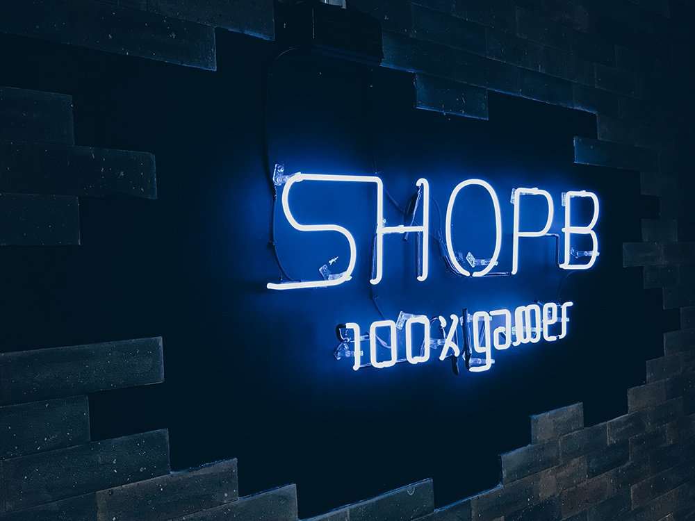 ShopB||100% Gamer!