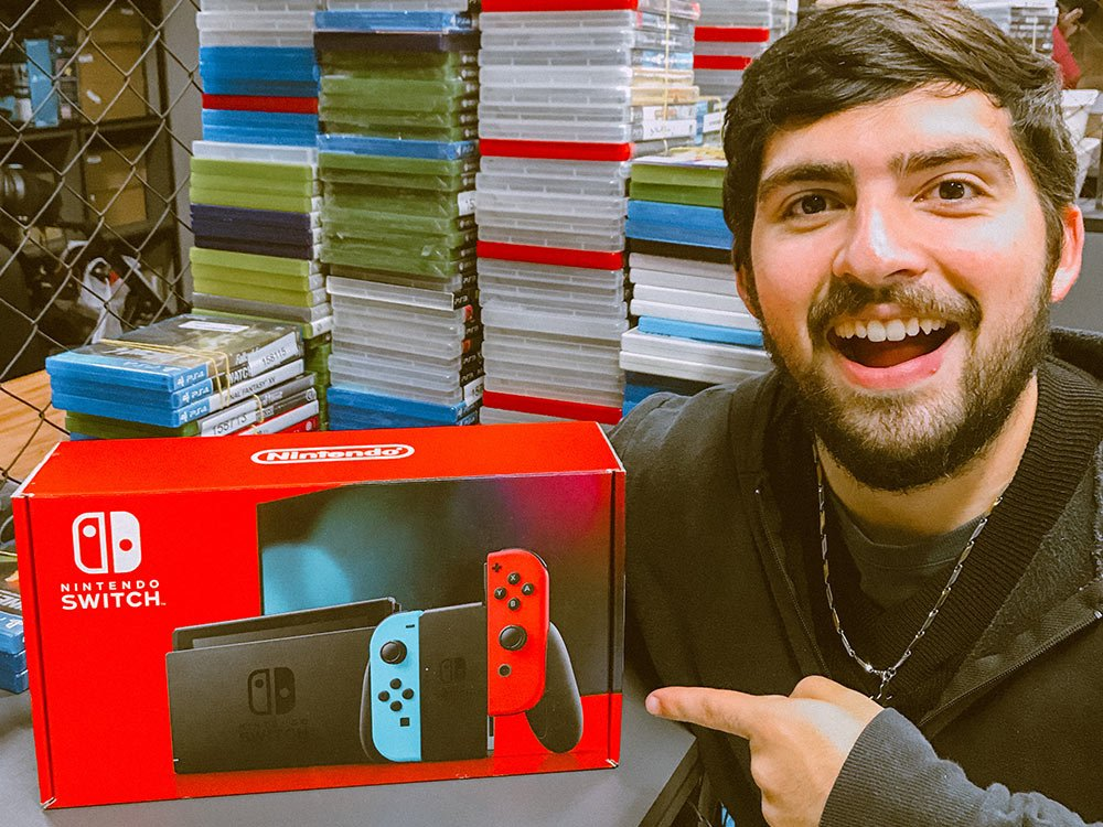 ShopB||100% Gamer!