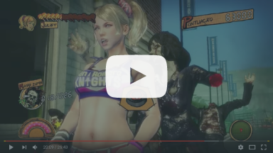 LOLLIPOP CHAINSAW - Gostosa Assassina de Zumbis!