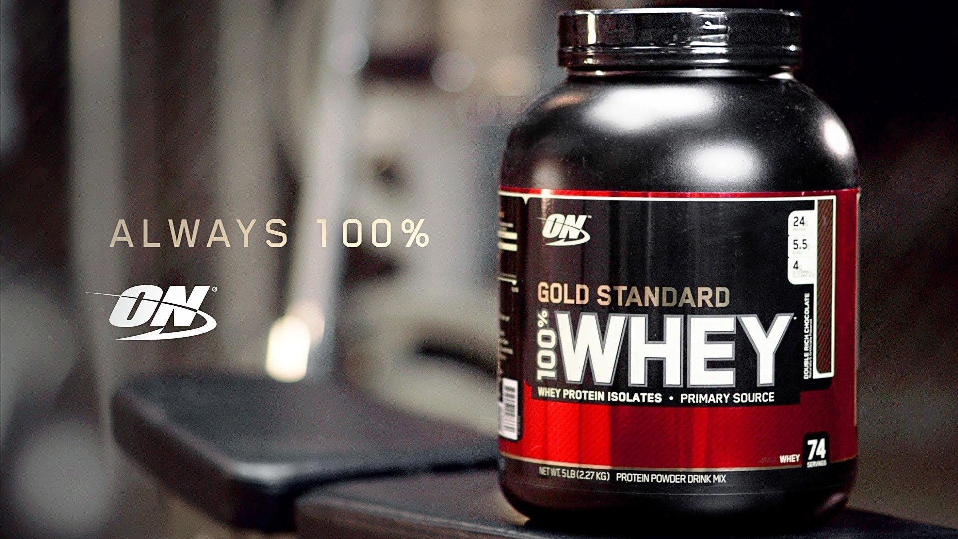 Whey Protein Gold Standard Optimum Nutrition