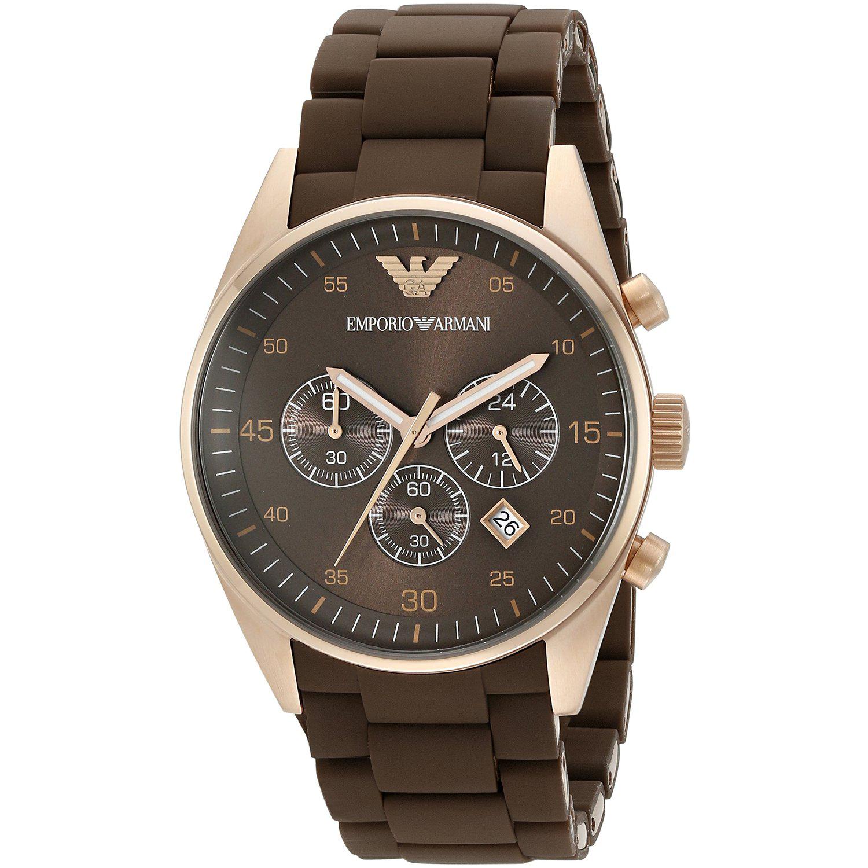 8194deabc41 Relógio Empório Armani masculino AR5890 - Lojas Factory - Relógios ...