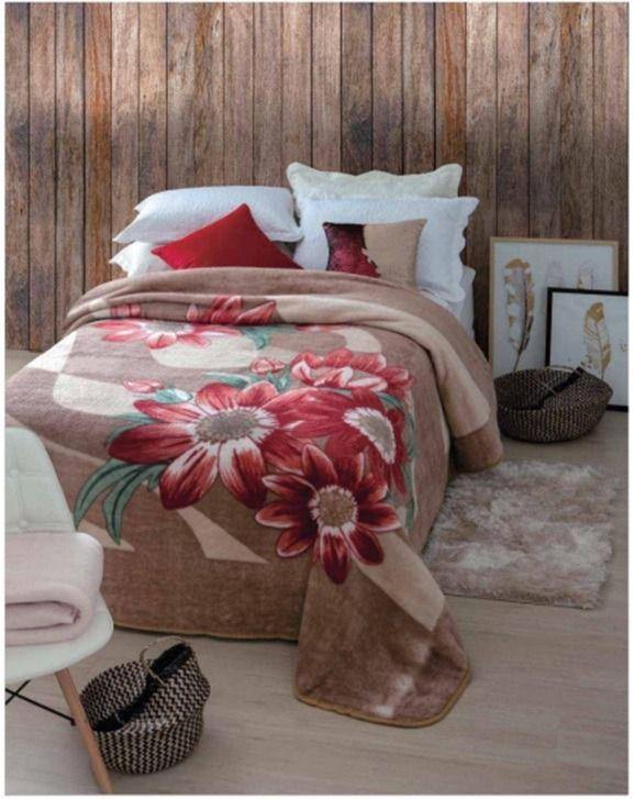 01b1f559e Cobertor Casal Kyor Plus Jolitex Ternille - Erfol - Sua Casa Moderna