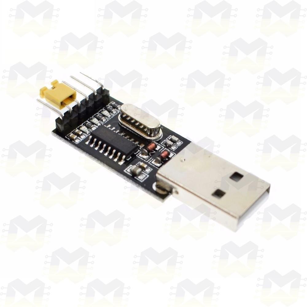 Adaptador Conversor USB Serial TTL CH340