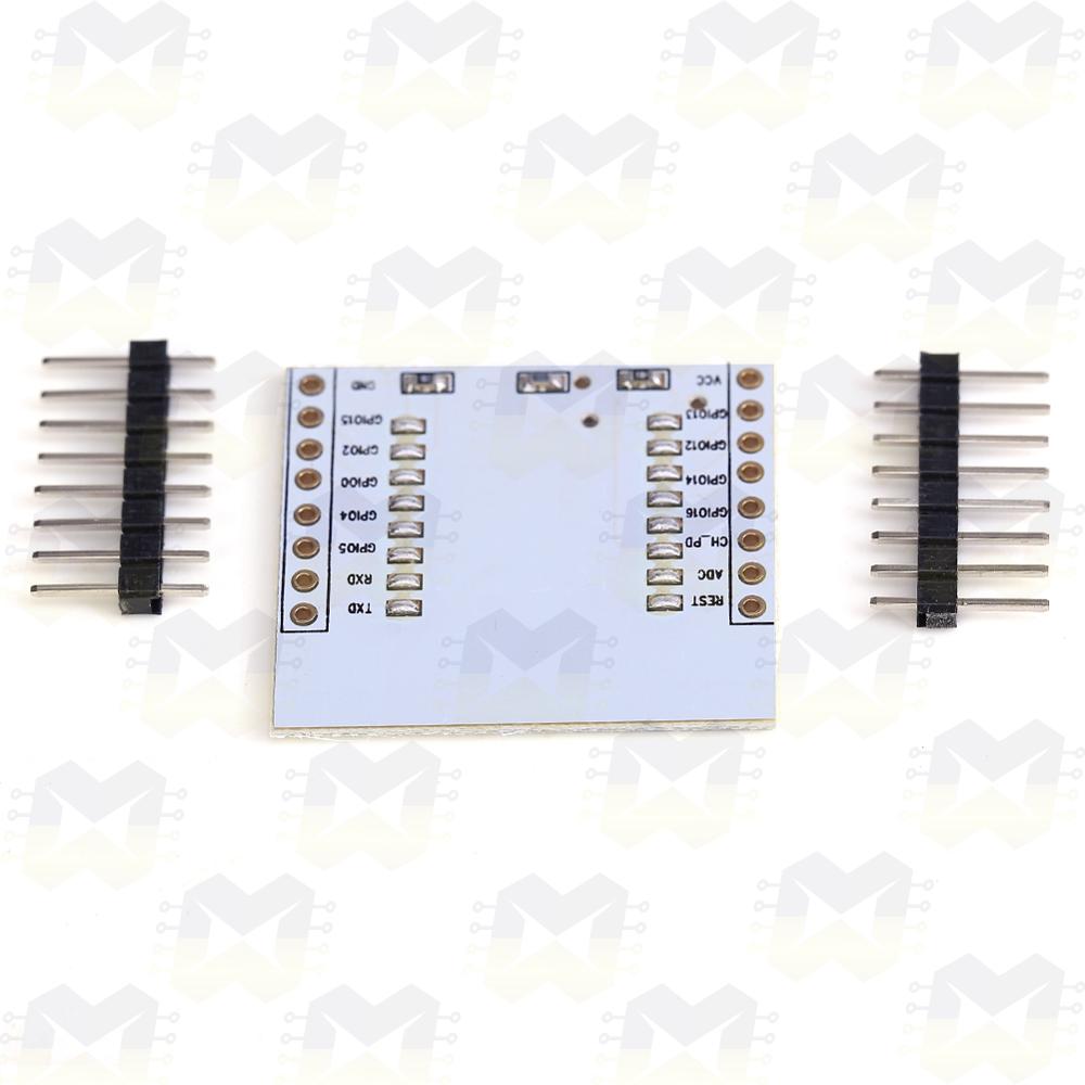 Adaptador para WiFi ESP8266 ESP-07 / ESP-08 / ESP-12E Arduino NodeMCU
