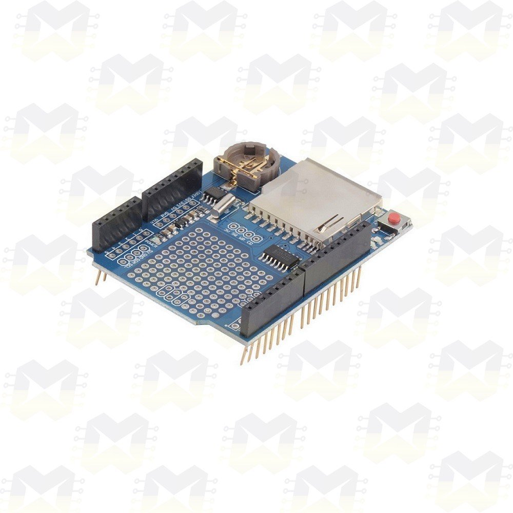 Data Logger Shield com RTC DS1307