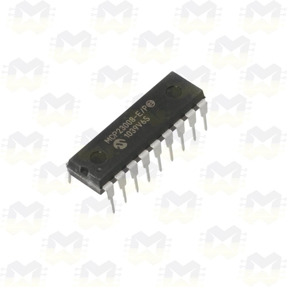 MCP23008 Expansor de Portas digitais 8 Bits I2C