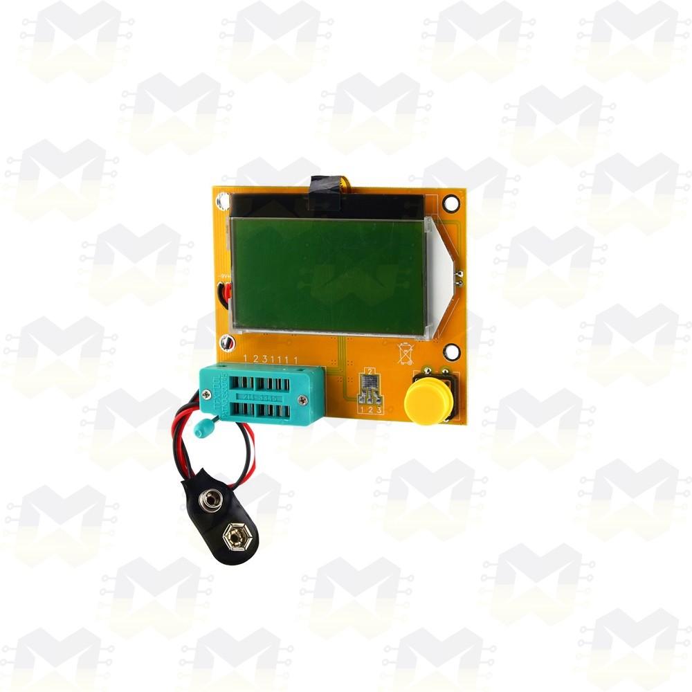 Medidor de ESR (Testador de Componentes)